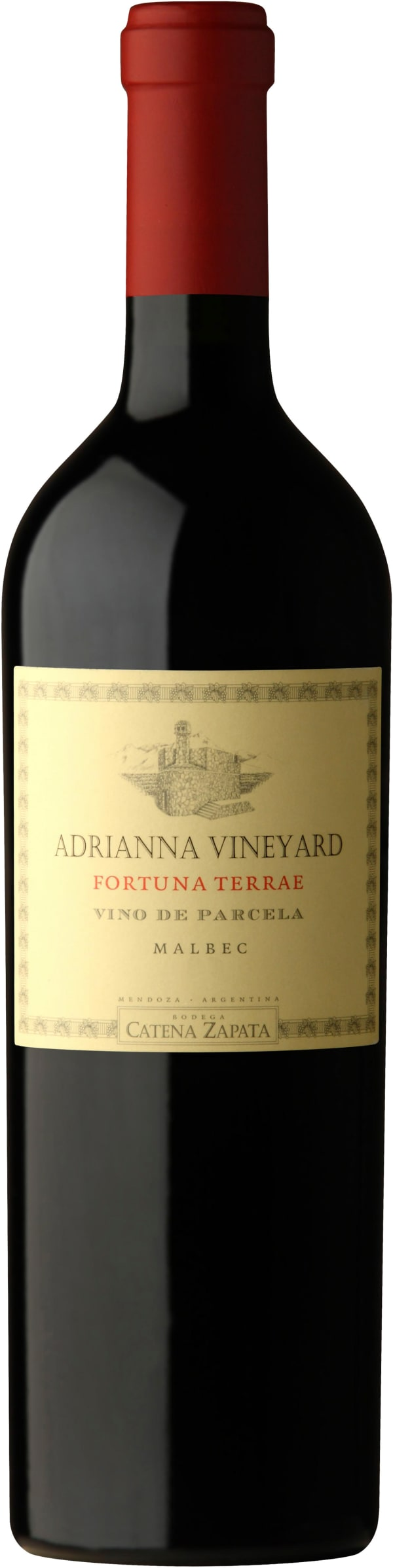 Adrianna Vineyard Fortuna Terrae Malbec 2015