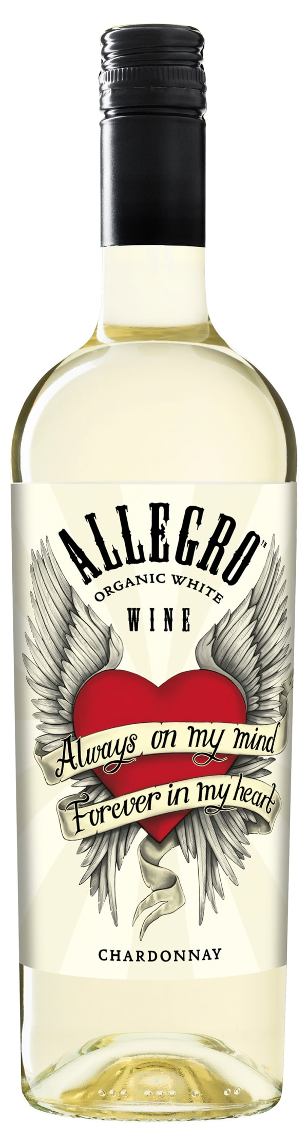Allegro Organic Chardonnay 2017