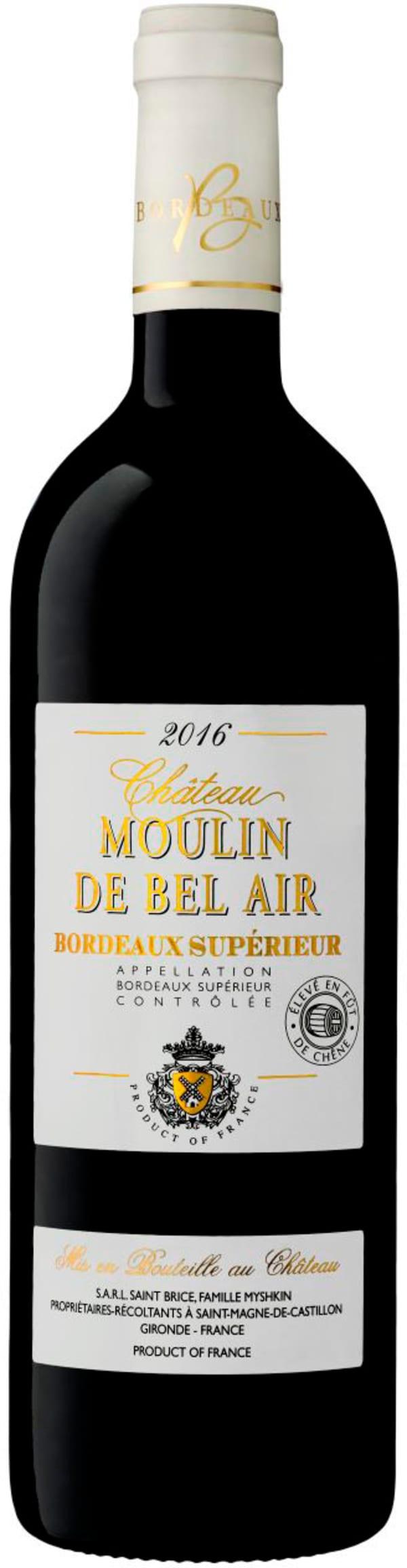 Château Moulin de Bel Air 2016