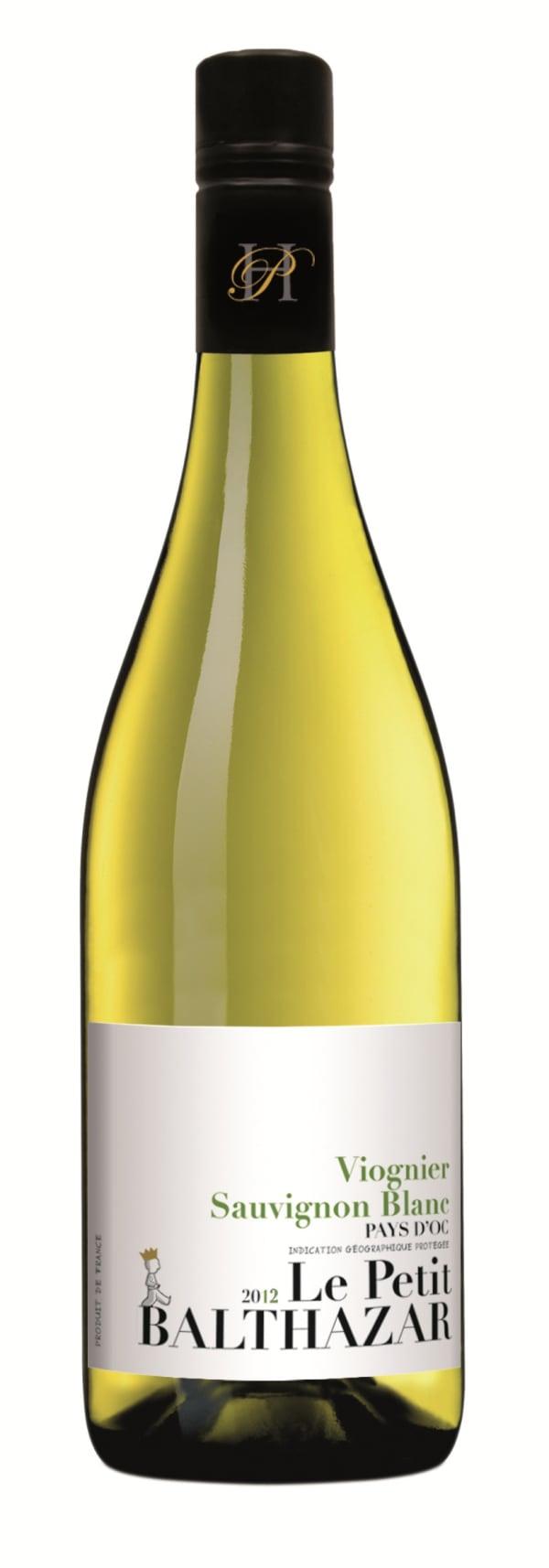 Le Petit Balthazar Viognier Sauvignon Blanc 2017