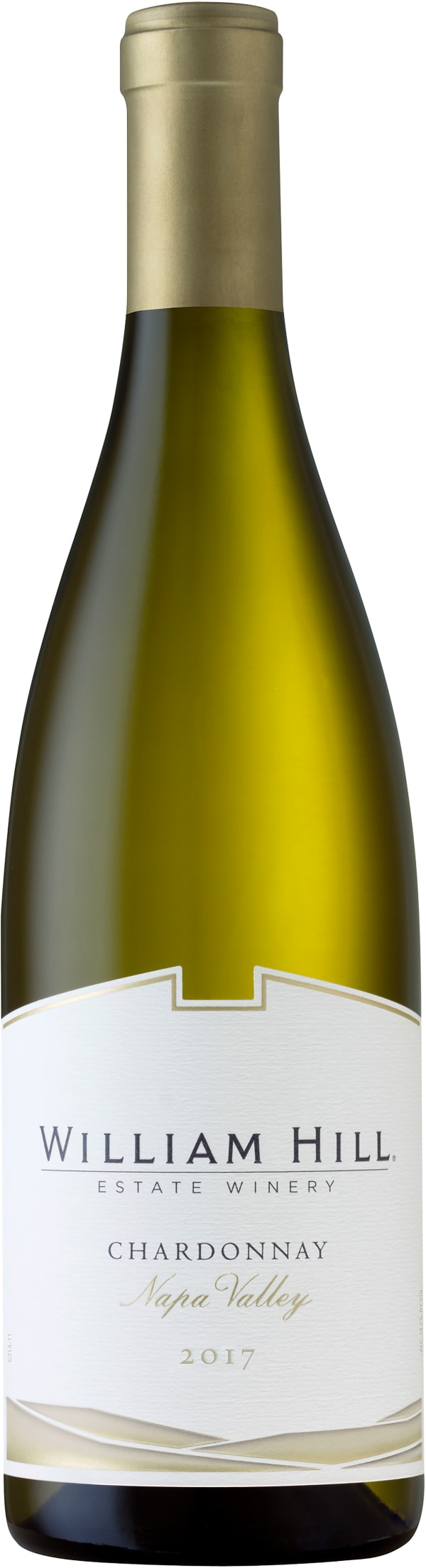 William Hill Napa Valley Chardonnay 2017
