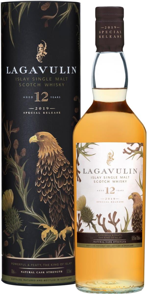 Lagavulin 12 Year Old Special Release 2019 Single Malt 2019
