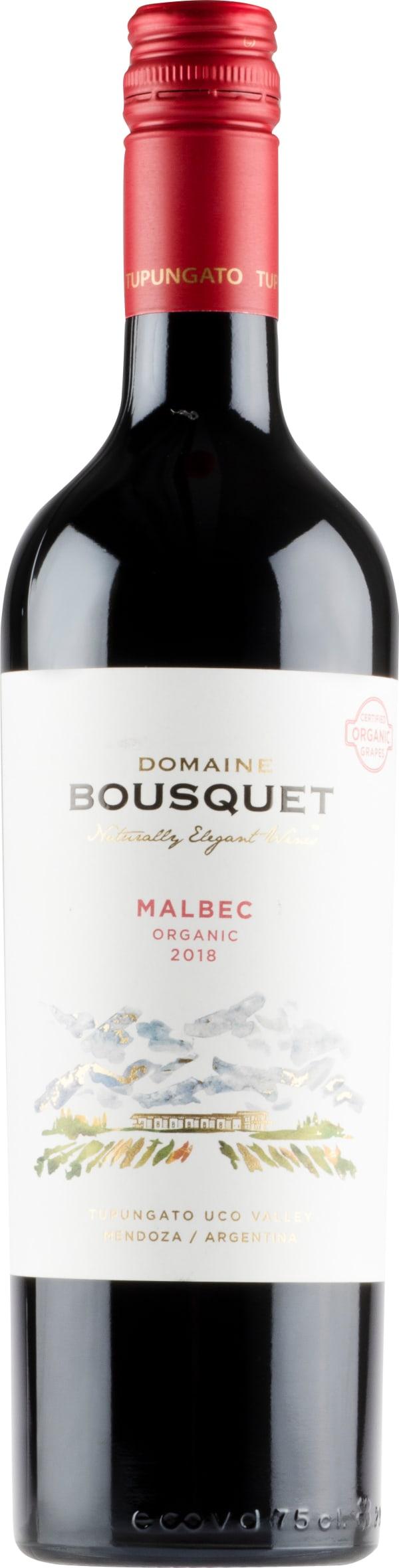 Domaine Bousquet Malbec Organic 2018