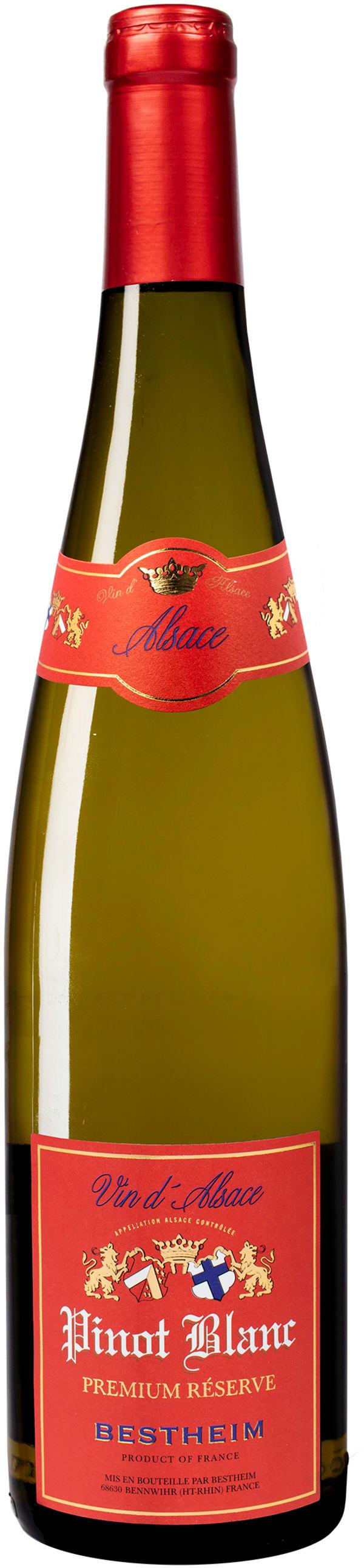 Bestheim Pinot Blanc Premium Réserve 2017