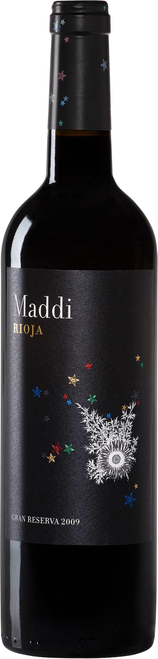 Maddi Gran Reserva 2009