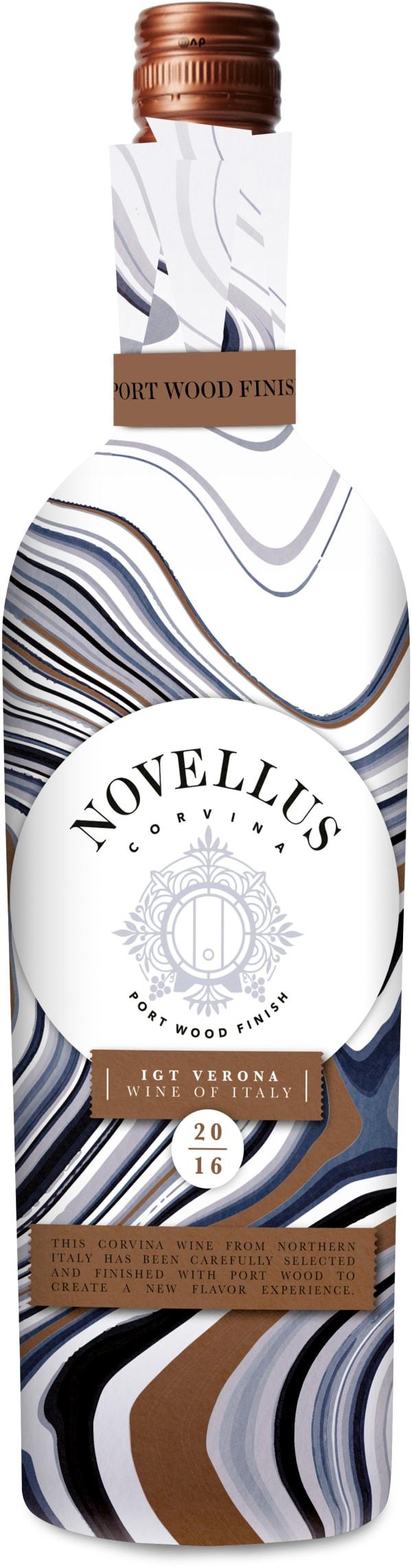 Novellus Corvina Port Wood Finish