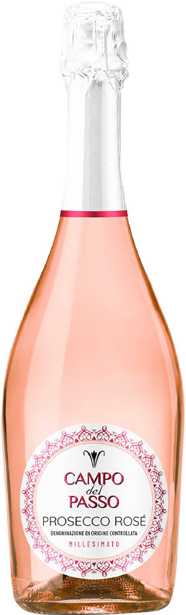 Campo del Passo Prosecco Rosé Extra Dry