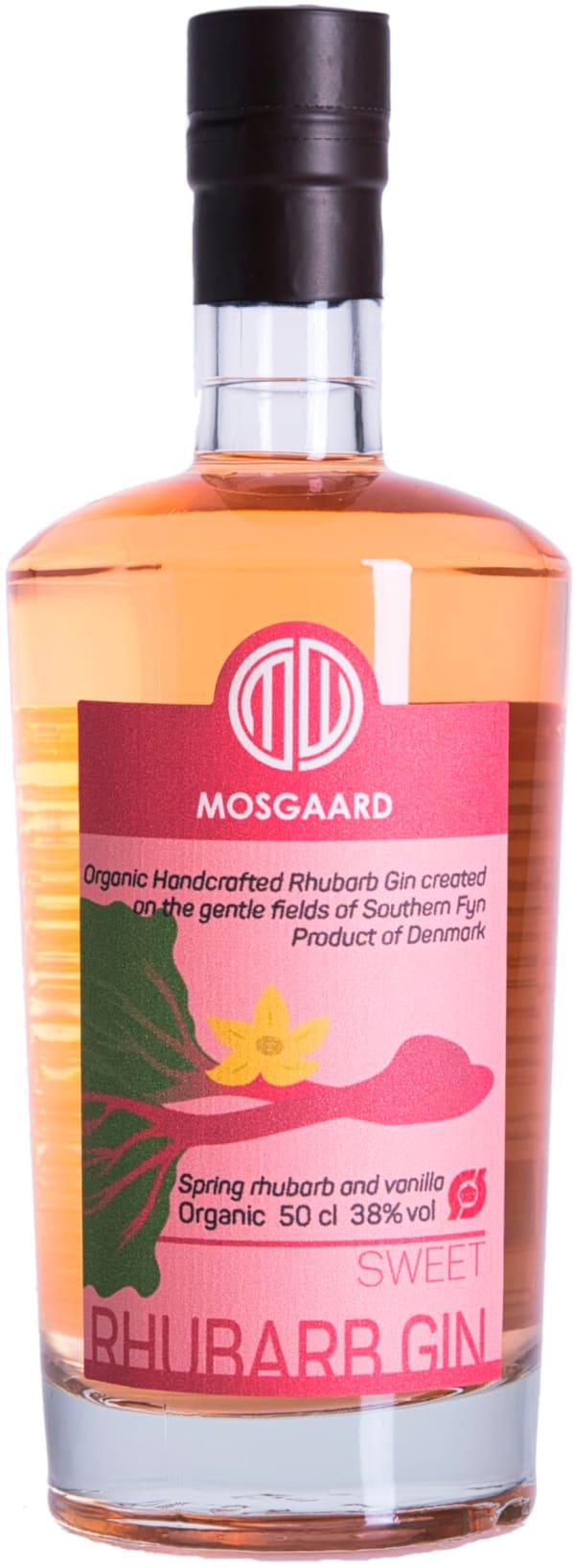 Mosgaard Sweet Rhubarb Organic Gin