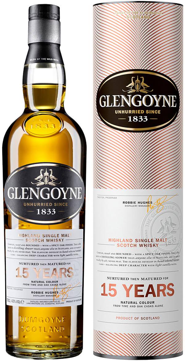 Glengoyne 15 Year Old Single Malt