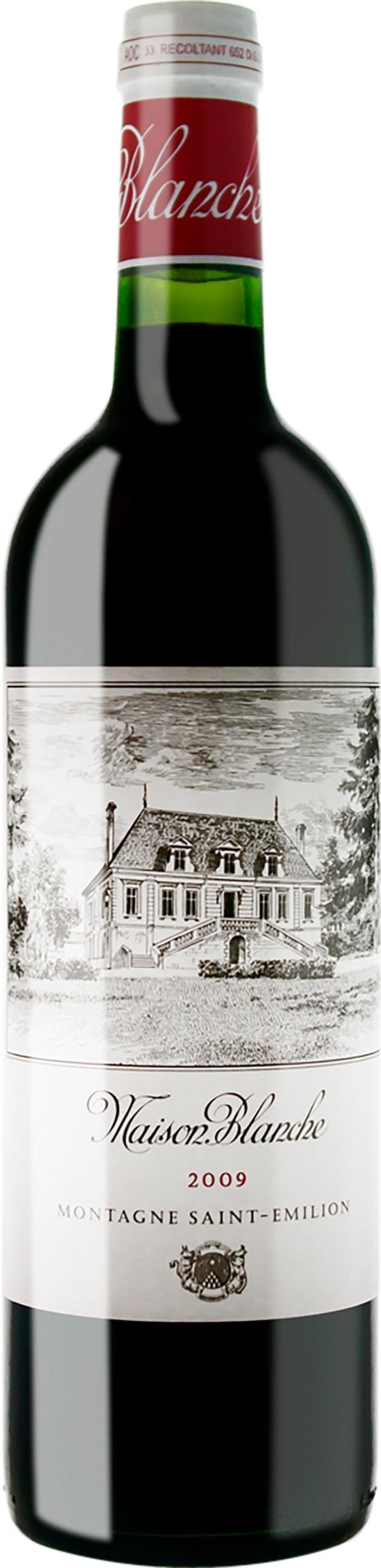 Château Maison Blanche 2009