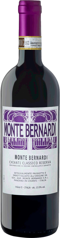 Monte Bernardi Chianti Classico Riserva 2015
