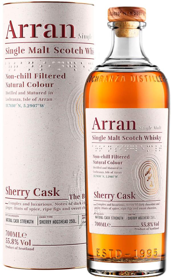 The Arran Sherry Cask Single Malt
