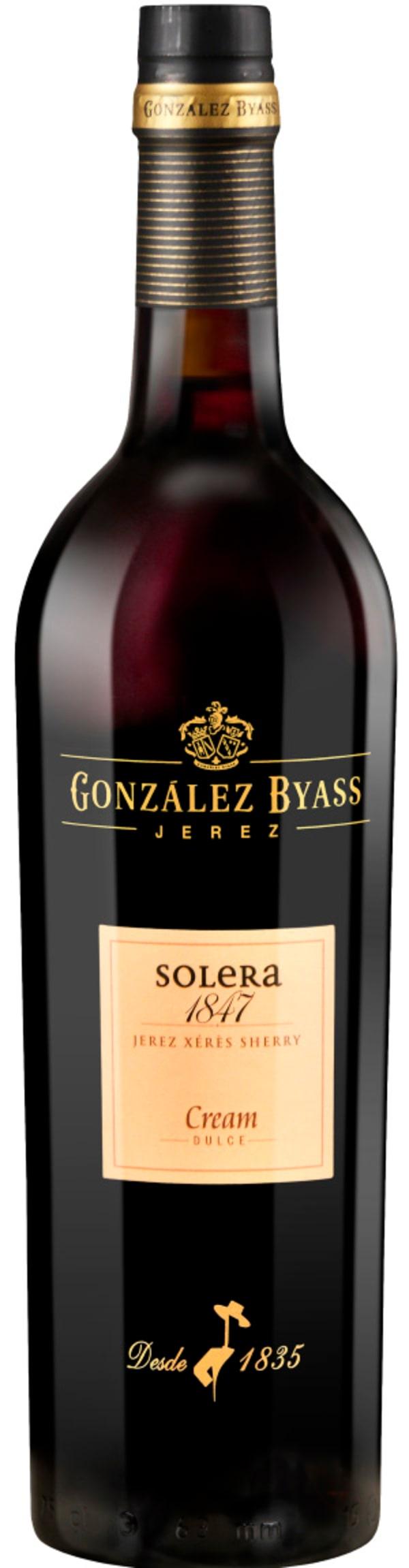 Solera 1847 Cream Sherry