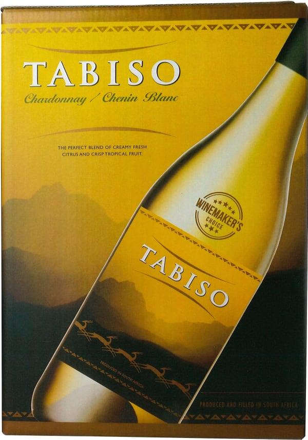 Darling Cellars Tabiso Chardonnay Chenin Blanc 2020 lådvin