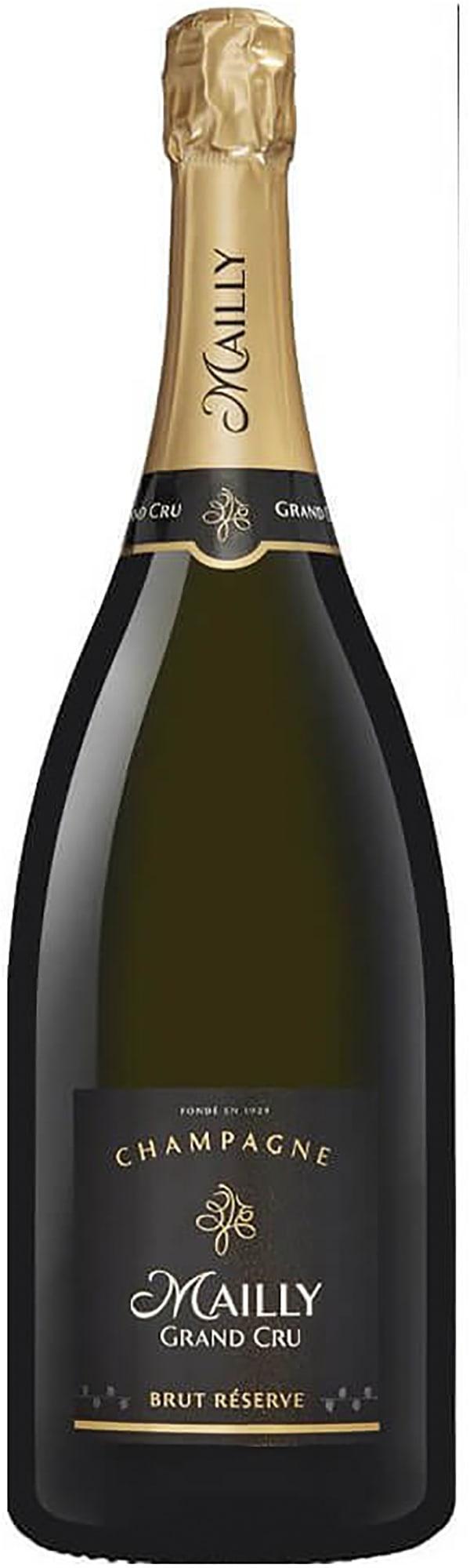 Mailly Grand Cru Réserve Champagne Brut Magnum