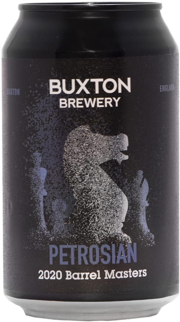Buxton Petrosian 2020 Barrel Masters can