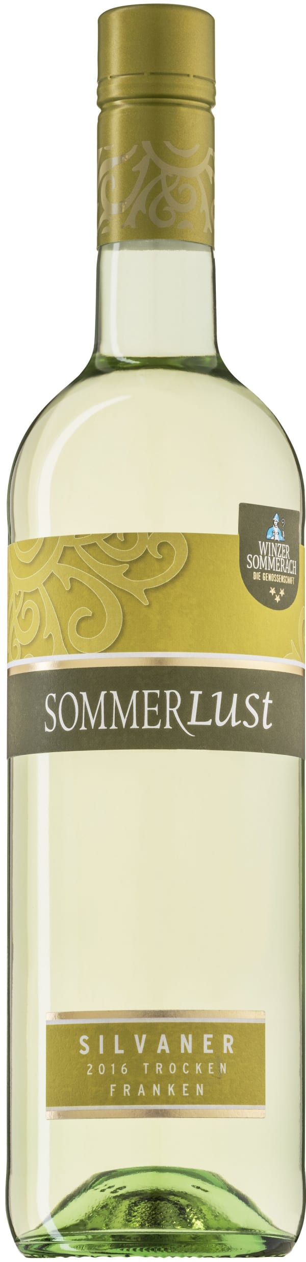 Winzer Sommerach Sommerlust Silvaner 2019
