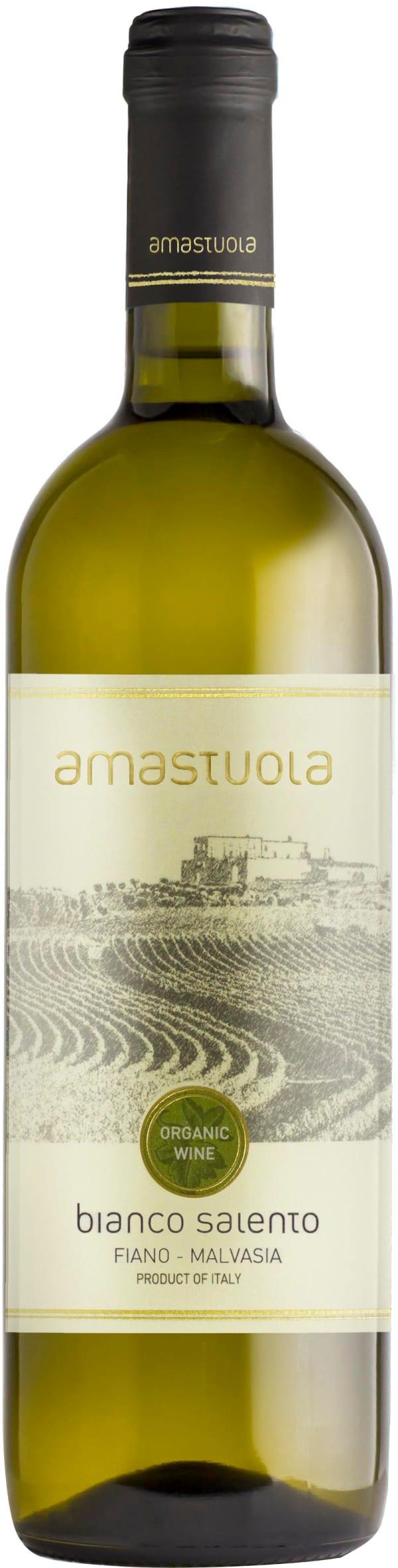 Amastuola Bianco Salento Organic 2018