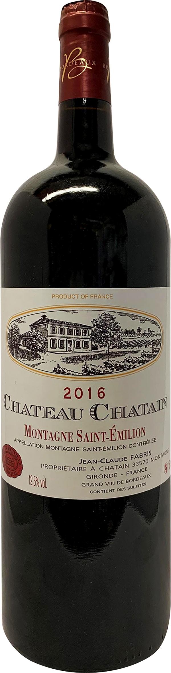 Château Châtain Magnum 2016