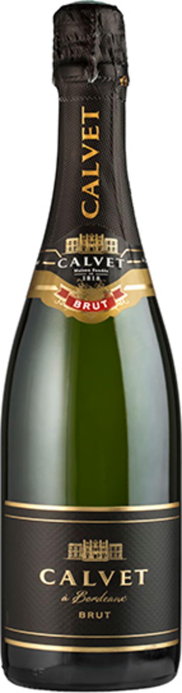 Calvet Crémant de Bordeaux Brut 2018