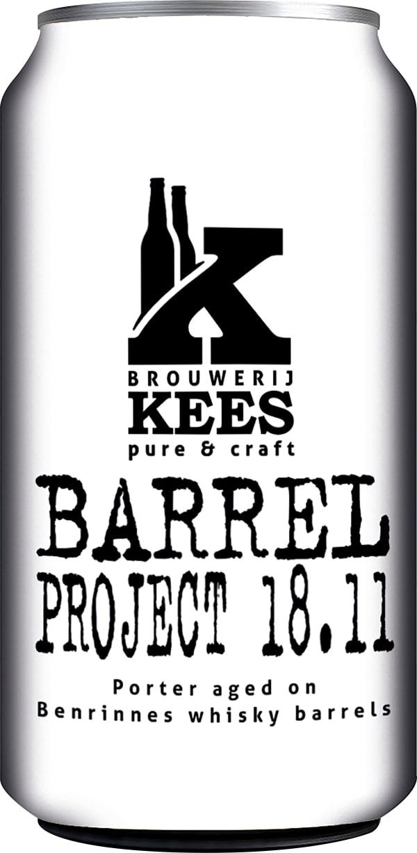 Kees Barrel Project 18.11 can