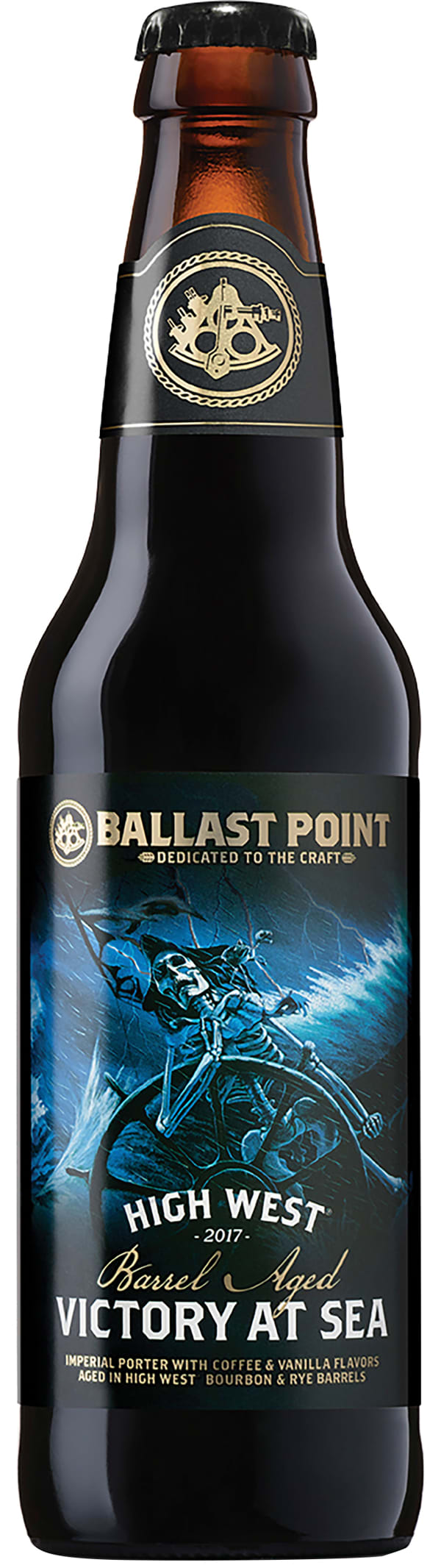 Ballast Point High West Barrel Aged Victory At Sea 2017 2017
