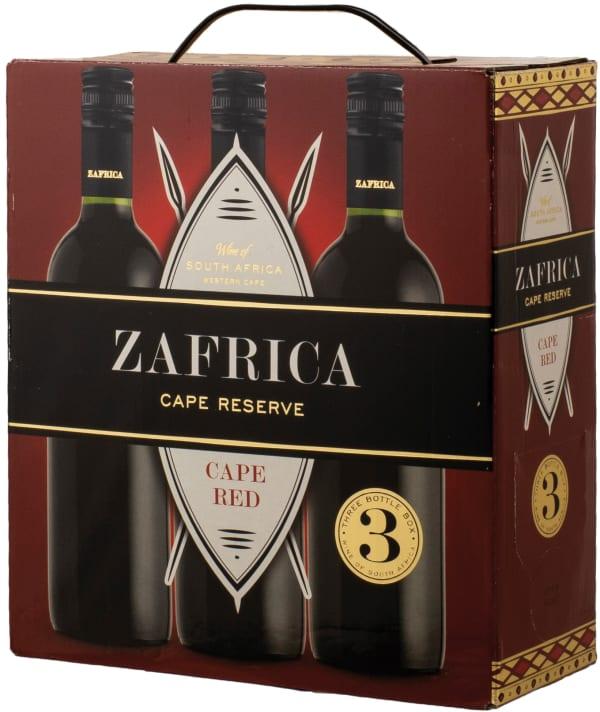 Zafrica Cape Reserve Red 2017 bag-in-box