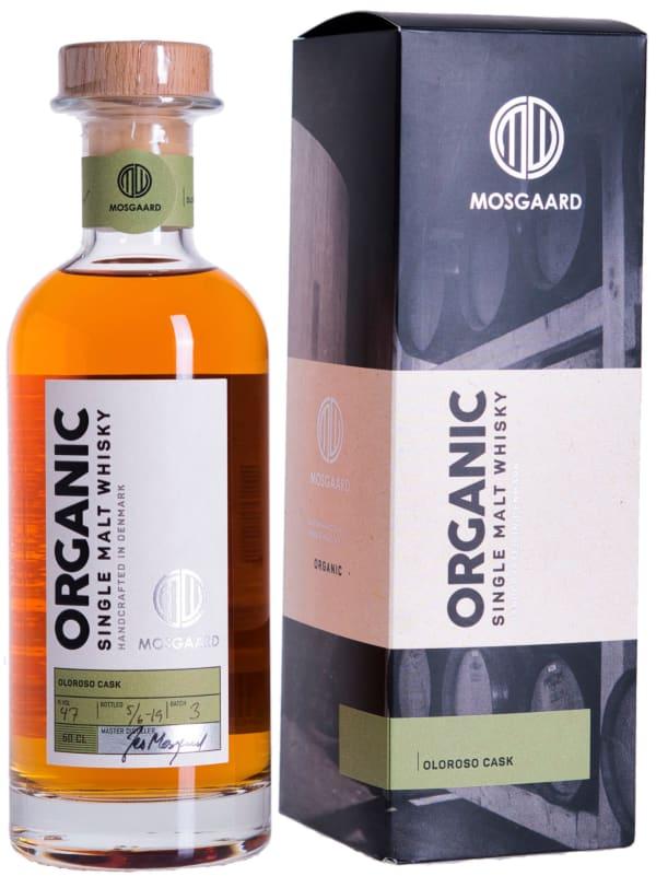 Mosgaard Organic Oloroso Cask Single Malt