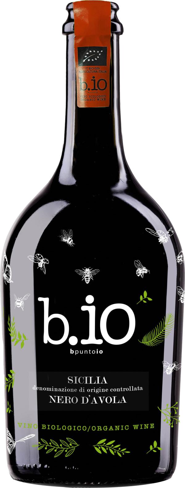 B.io Nero d'Avola Cabernet Vino Biologico 2016
