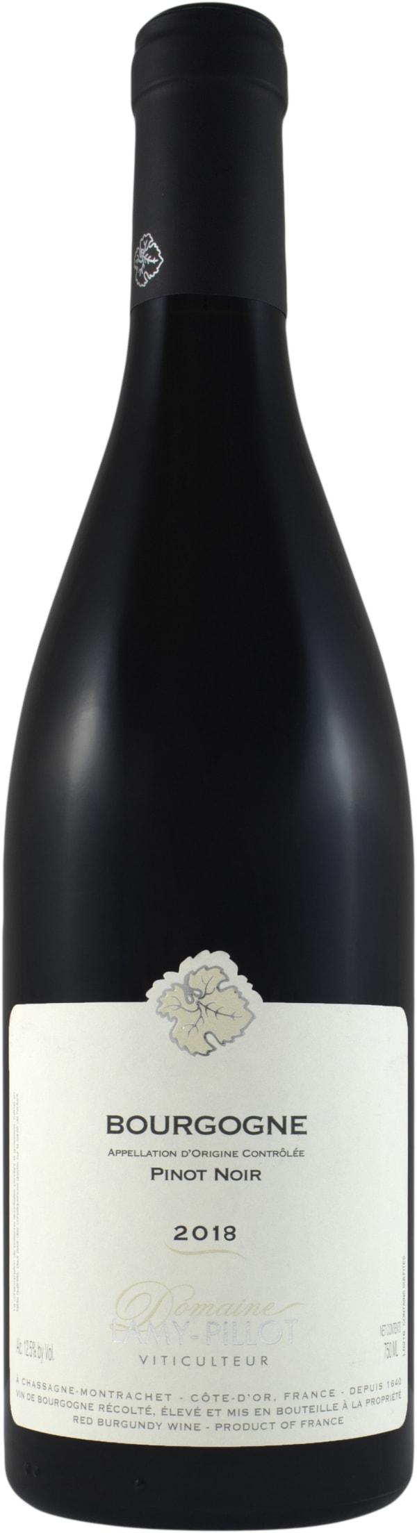 Lamy-Pillot Bourgogne Pinot Noir 2018