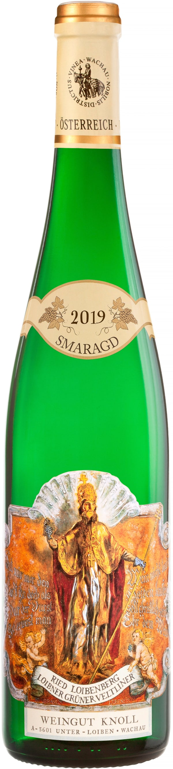 Knoll Loibenberg Grüner Veltliner Smaragd 2019