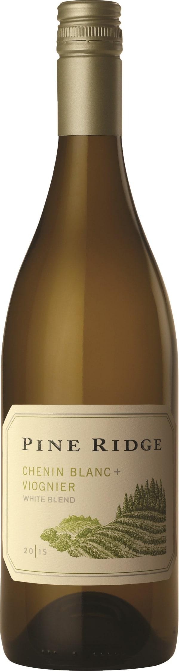 Pine Ridge Vineyards Chenin Blanc + Viognier 2015