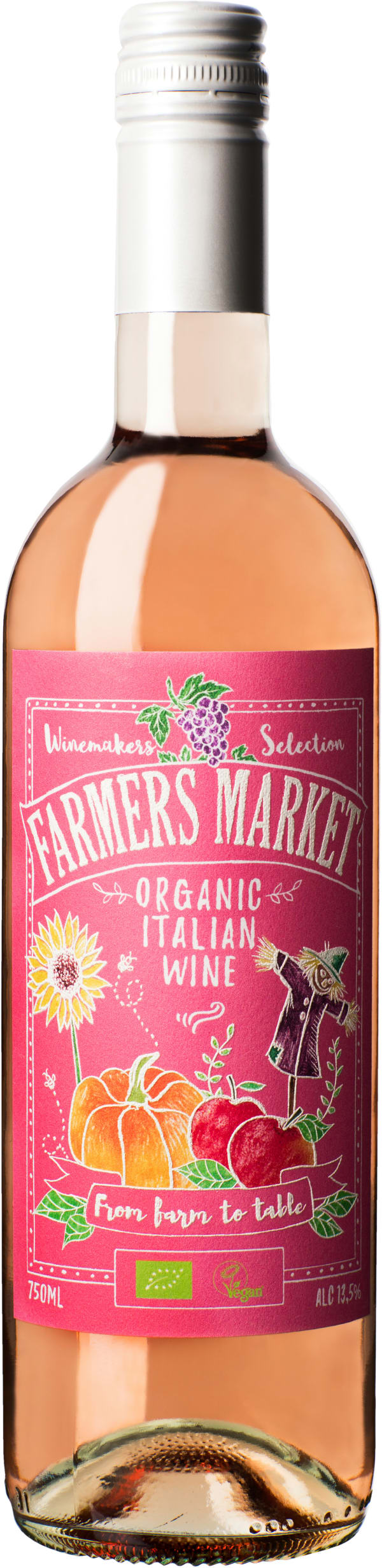 Farmers Market Organic Rosé