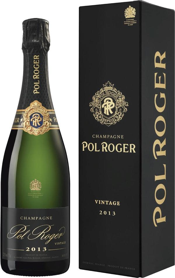 Pol Roger Vintage Champagne Brut 2008