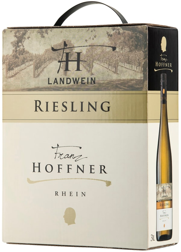 Franz Hoffner Riesling Medium Sweet bag-in-box