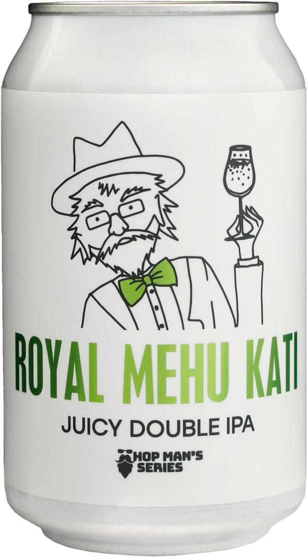 Lehe Royal Mehu Kati Juicy Double IPA can
