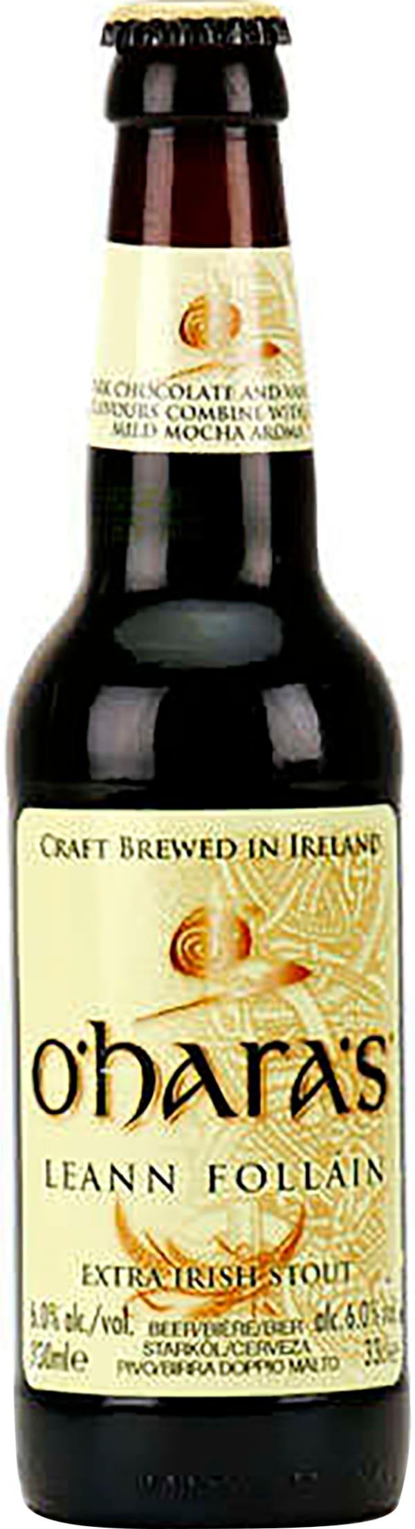O'Hara's Leann Follàin Extra Irish Stout