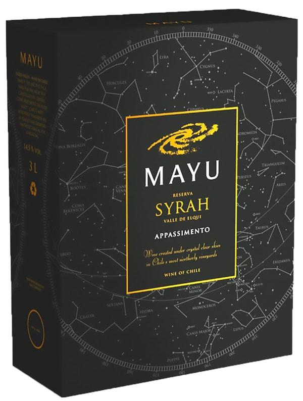 Mayu Reserva Syrah Appassimento bag-in-box
