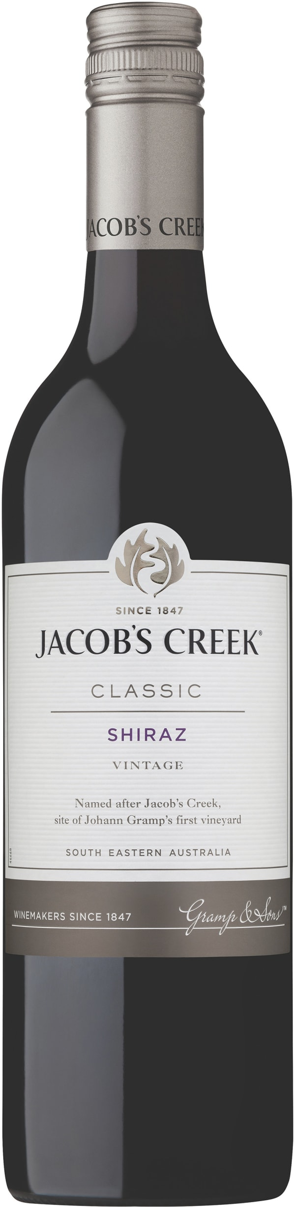 Jacob´s Creek Classic Shiraz 2018