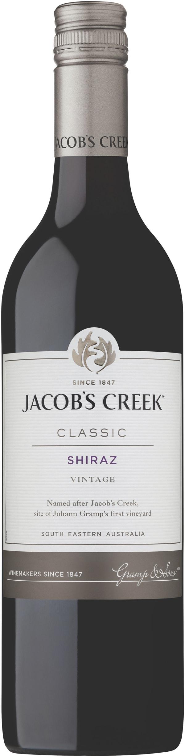 Jacob´s Creek Classic Shiraz 2019