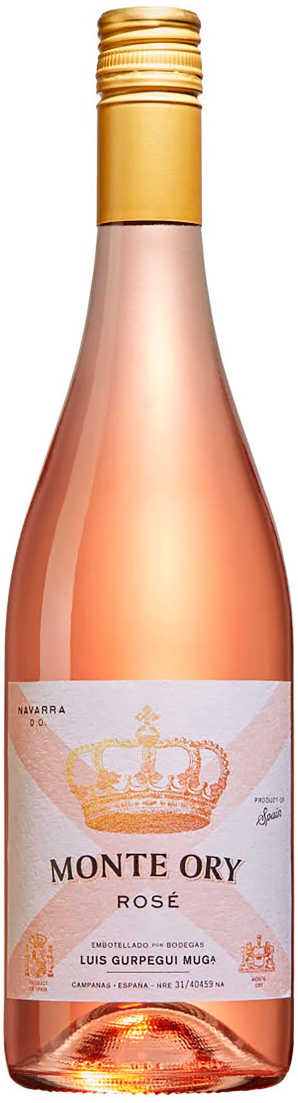 Monte Ory Rosé 2018