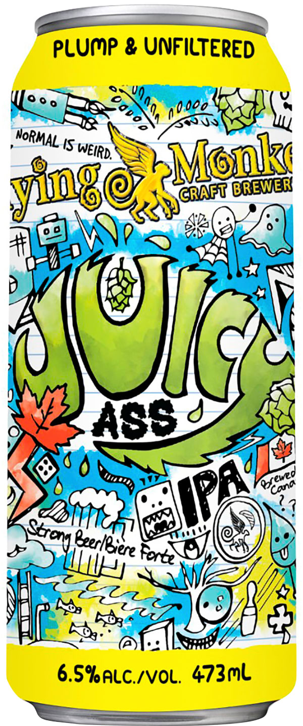Juicy Ass burk