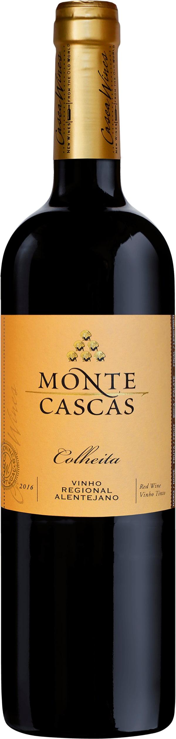 Monte Cascas Colheita 2016