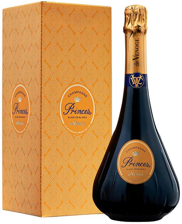 de Venoge Princes Blanc de Blancs Champagne Brut