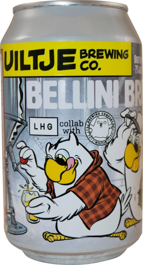 Uiltje Bellini Brut IPA can