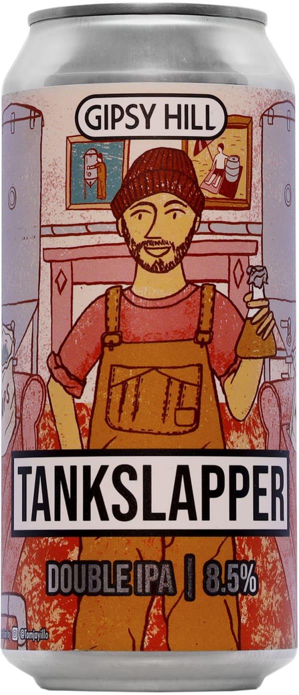 Gipsy Hill Tankslapper Double IPA burk