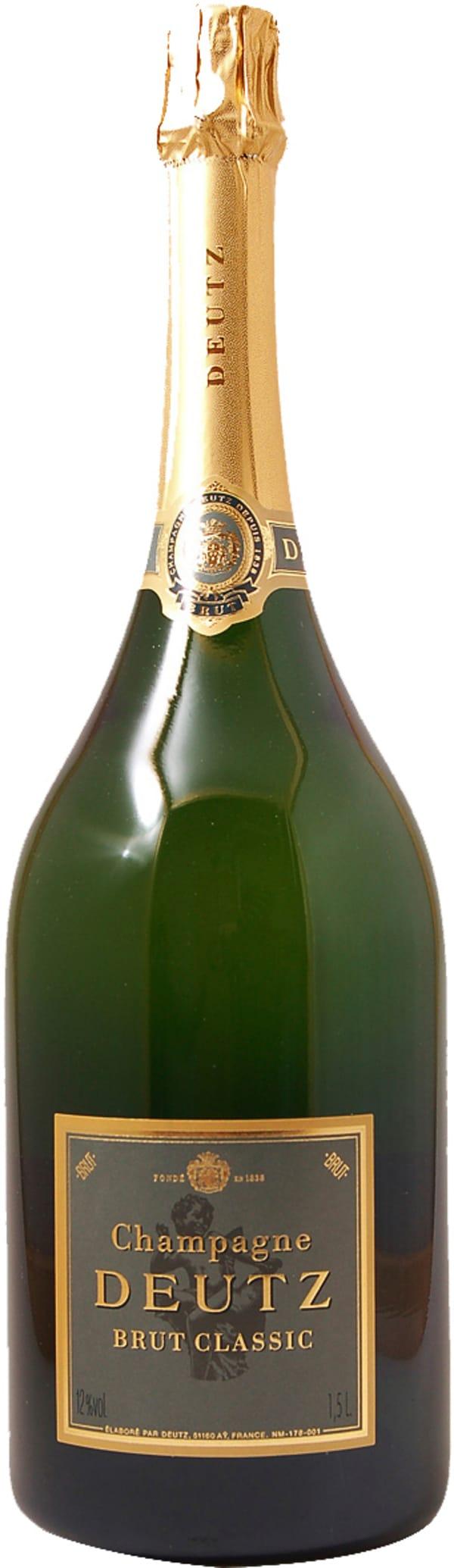 Deutz Classic Champagne Brut Magnum