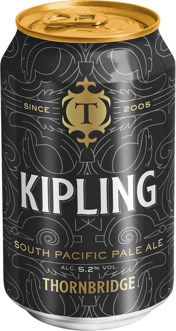 Thornbridge Kipling South Pacific Pale Ale can