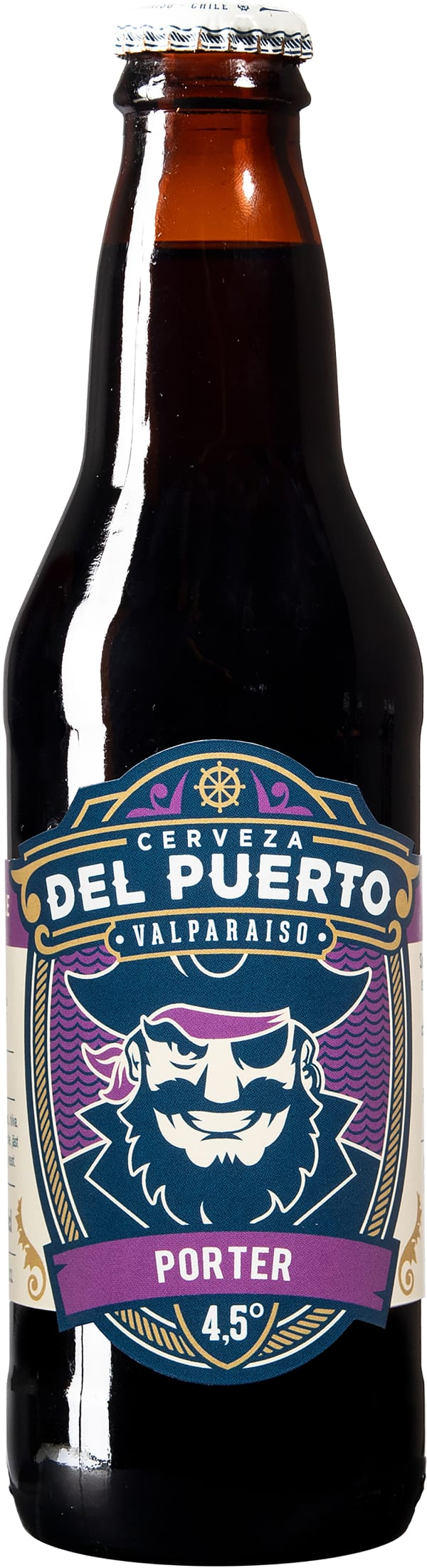 Cerveza del Puerto Porter