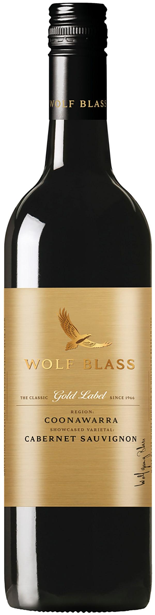 Wolf Blass Gold Label Cabernet Sauvignon 2014
